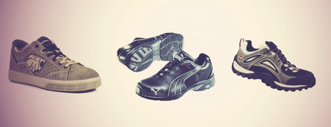 Classe jusqu'au bout des chaussures… de sécurité!